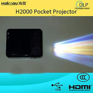 2014 neuestes Commercial Projector, Teaching Projector, Projector für Handy