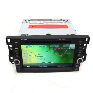 Doppio BACCANO Car DVD GPS Navigation per Chevrolet Captiva Epica Lova