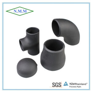 Tubo de acero al carbono Butt-Welding la colocación de tubería