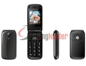 2.2 Dual SIM Flip altos teléfono móvil (W15)