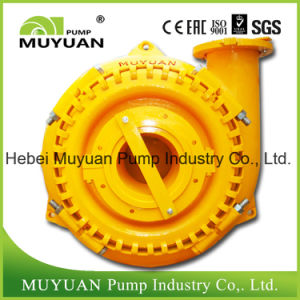 Heavy Duty granulation de laitier centrifuge pompe de gravier sable