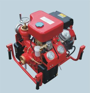 22HP Gasoline Engine Fire Pump (BJ-15G)