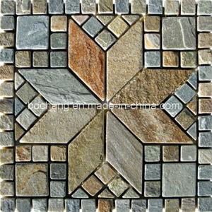 Het Mozaïek van de lei voor de Tegel van de Vloer van de Bekleding van de Muur