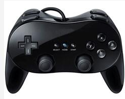 voor de het Klassieke Controlemechanisme/Toebehoren van het Spel Wii, zal de Bedieningshendel voor troosten