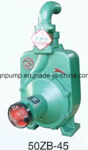 Hihg Qualität 2 Zoll-Dieselwasser-Pumpe