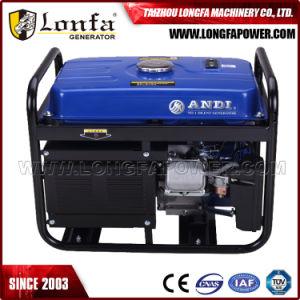 Tipo de Loncin Monofásico de 2.5kw generador de energía eléctrica de gasolina