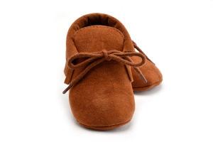 Semelles doux de gros de la dentelle-UPS Toddle Chaussures Chaussures de bébé à l'intérieur
