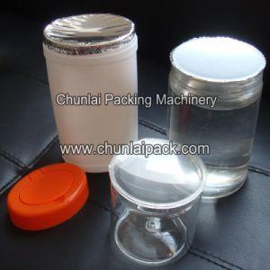 Baignoire en plastique de type rotatif lingettes Body Baby lingettes humides Machine d'étanchéité de godet