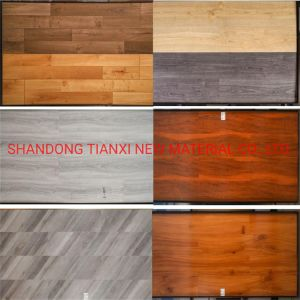 7mm Piso Laminado impermeable Lowes
