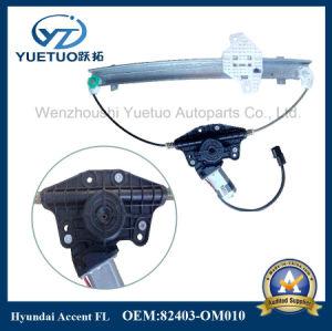 Carro elevador de vidros para a Hyundai Accent 82403 OEM-OM010, 82404-OM010