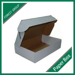 Papier chiffon Boîte d'emballage en carton ondulé en Chine
