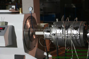 Высокая емкость и надежность ПВХ пластика трубонарезной станок
