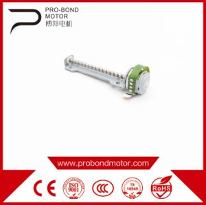 Electric DC Motor paso a paso lineal con Ce aprobó
