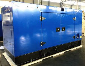 Quanchai 엔진 각자 시작 침묵하는 발전기 세트 배 발전기 세트를 가진 15kVA 방음 디젤 엔진 Generaor 세트