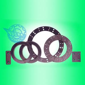 Disco de fricção Iron-Base Material de fricção