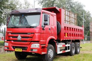 Autocarro con cassone ribaltabile resistente di Sinotruck per il servizio dell'Africa