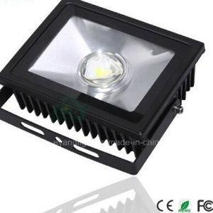 IP65 Projector LED Branco Quente Lâmpada Project-Light lente 50W