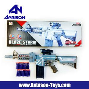 スコープの電気M4柔らかい弾丸銃のおもちゃ