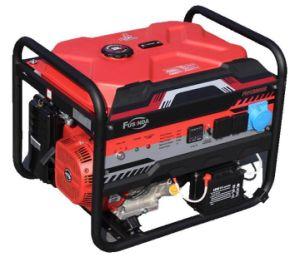Zuverlässiges Qualitätsbenzin-elektrischer Generator-Gas-Generator von 2kw zu 8kw