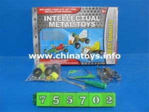 Giocattolo educativo del motociclo della montagna del metallo di DIY (755702)