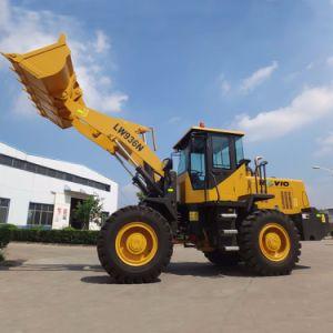 3ton de zware Machine van de Lader van de Bouw, Lader 630 van het Wiel van China
