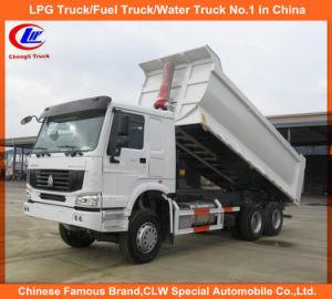 Cino autocarri con cassone ribaltabile resistenti del camion HOWO di Sinotruk 371HP da vendere