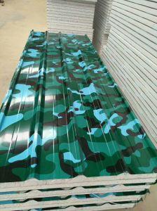 strato d'acciaio ondulato del tetto di 0.15mm Galvanzied per la costruzione del Mateiral