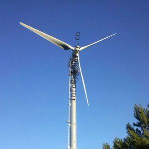 Eolica Turbina 30 Kw 수평한 축선 바람 터빈