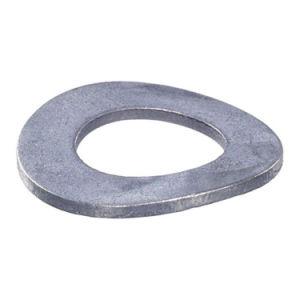 Rondelle élastique incurvée en acier inoxydable