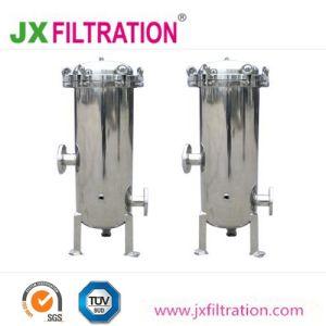 Equipos de filtración de la presión del filtro de lecho profundo de las aguas residuales