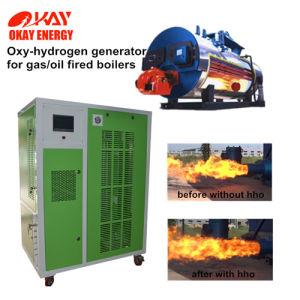 Dispositivo de ahorro de energía Oh7500 marrones Oxhídrico Calderas de Gas Hho generador