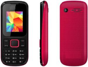 Teléfono de la barra de 1,77 pulgadas con reproductor de MP3/MP4 Media móvil de bajo precio en China B180e