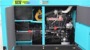 20 Ква Бесшумный Mitsubishi Denyo двигателя дизельного генератора