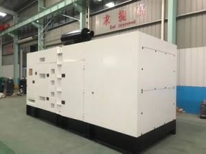 50Hz, 3 phases 380V 600kw générateur diesel pour la vente
