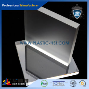 Strato acrilico glassato alta qualità/strati acrilici su ordinazione