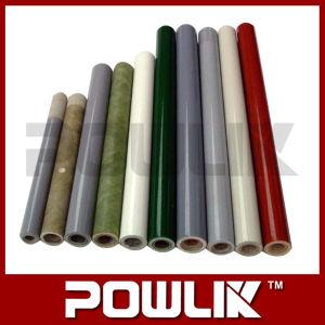 Tubo de fibra vulcanizada embalado com fibra de vidro