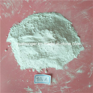 Hoge Zuiverheid 94% Rutiel van het Dioxyde van het Titanium TiO2 voor het Schilderen en het Met een laag bedekken