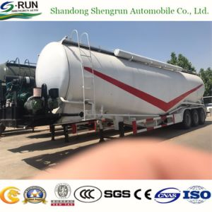 Tanque de cemento a granel Shengrun Trailer Trailer
