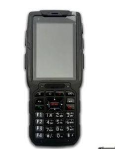 Nueva Terminal de mano de 3,2 pulgadas con 1D de escáner de códigos de barras, lector de RFID y Nfc Handheld PDA