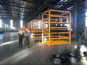 Filo di acciaio ad alto tenore di carbonio della molla per il materasso