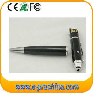 (TD03) лазерный фонарик Ballpoit форму пера флэш-накопитель USB
