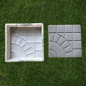 コンクリートブロック型のプラスチックブロックのセメントのタイルのペーバー型