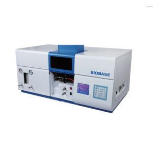 Haz doble Biobase Espectrofotómetro de absorción atómica para el uso de laboratorio