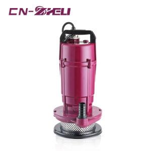 Qdx1.5-32-0.75 강한 힘 이탈리아 유형 모터 잠수할 수 있는 수도 펌프