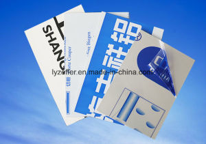 Effacer PE Film protecteur pour la feuille en PVC/panneaux/ Acier inoxydable/ plastique/surface en verre ou plastique