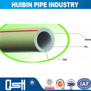 団地のための完全な装置PP-Rの熱及び冷たい管