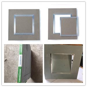 Les carreaux de plafond en plâtre trappe du panneau d'accès en aluminium