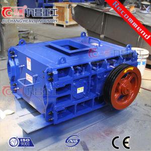 機械砂の作成のための二重ローラー粉砕機を押しつぶす大き容積トン数のギプス
