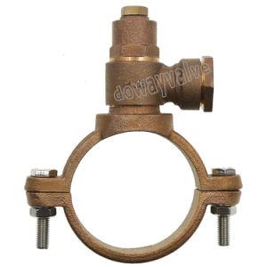 Gunmetal-Sattel-Schelle für Belüftung-Rohr