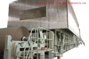 Высокая скорость крафт-бумаги бумага бумага Testliner Fluting бумагоделательной машины
